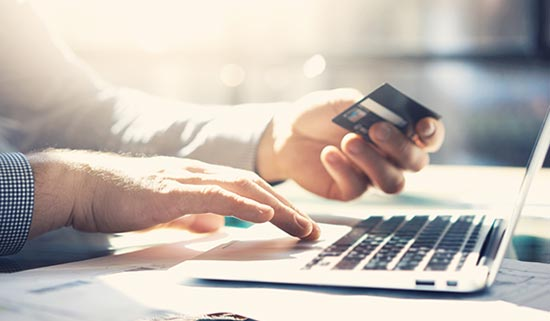 Debt consolidation with a credit card