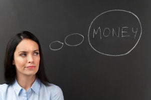 Making money a talking point
