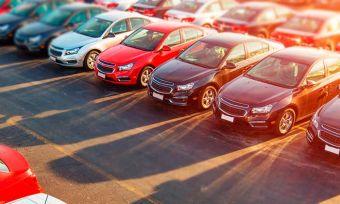 car sales yard