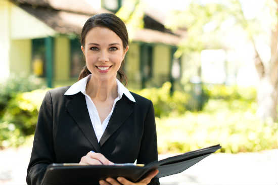 Finding the best real estate agent