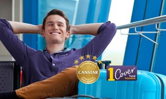 1Cover wins CANSTAR Outstanding Value Travel Insurance Award