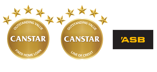 ASB home loans win CANSTAR 5 star rating for outstanding value