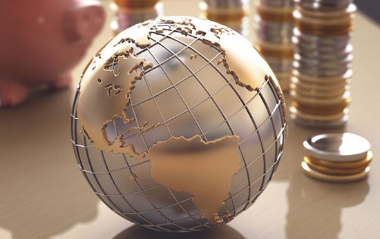 List of current global cash rates