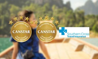 Southern Cross Travel Insurance has won the CANSTAR 2016 Award for Outstanding Value Travel Insurance. Find out why and compare travel insurance policies.