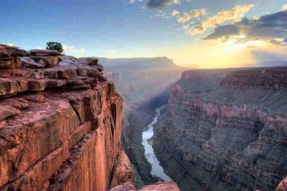 This famous gorge in Arizona can be explored on foot with a day hike or overnight camping hike. For those with limited mobility, exploring the canyon on the back of a mule is a plausible option and one that visitors rave about.