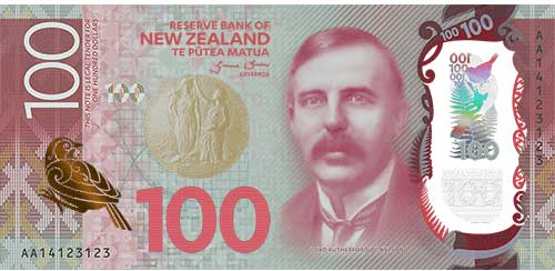 New Zealand $100 note