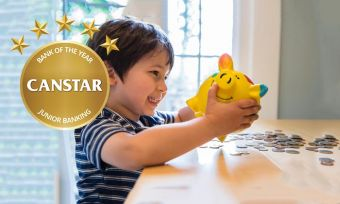 ASB has won CANSTAR's 2016 Award for Junior Banking. What is this award, who is ASB, and what do they offer kids?