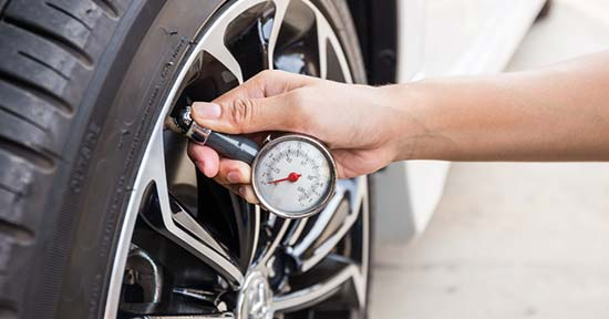 Canstar money saving-tips - Check your tyres