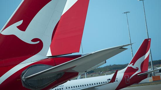 Qantas Cash travel money card features