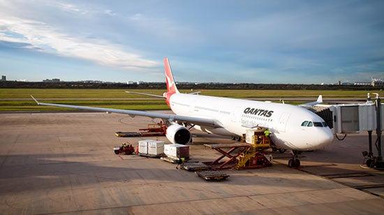Rates and fees of Qantas Cash travel card