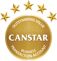 CANSTAR 2017 Outstanding Value Business Transaction Account