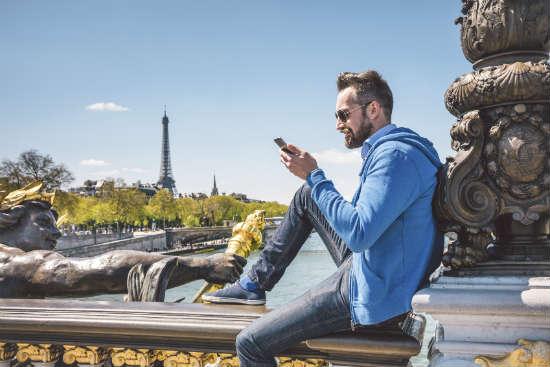 Mobile phone roaming