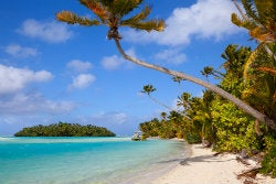 Travelling to Cook Islands