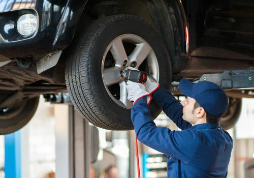 Car servicing costs