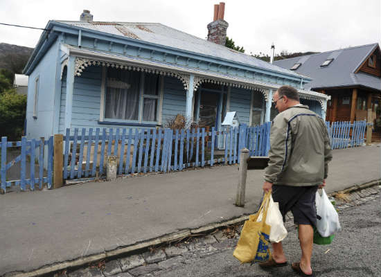Rent rates drop in Christchurch West Coast and Taranaki