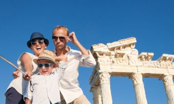 tips for a stress free family break