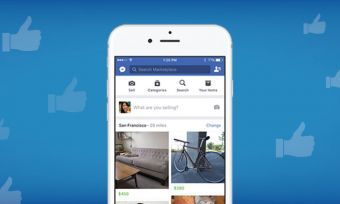 Facebook launches Marketplace