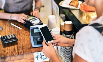 Digital distruption amongst retailers with payment system