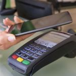 using a smartphone speeds up payments