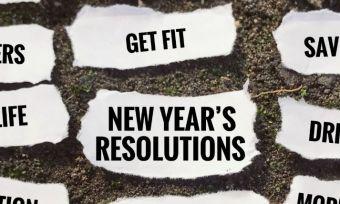 New Year money goal