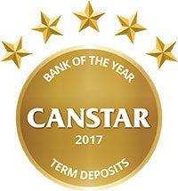 Term Deposit Star Rating 2017