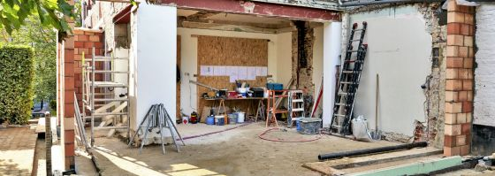 renovating a do-up home can be a big time investment