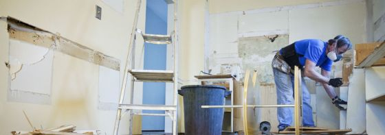 Renovating a do-up can be a big time investment