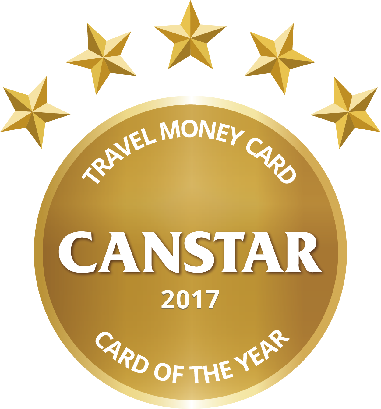 Travel Money Card Award of the year