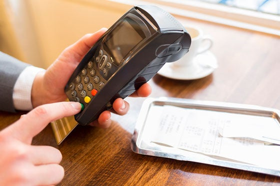 What type of credit card does my business need