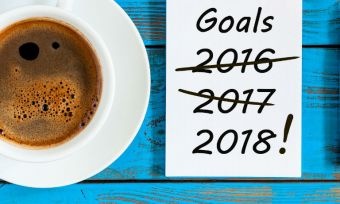keep yourself accountable with money goals