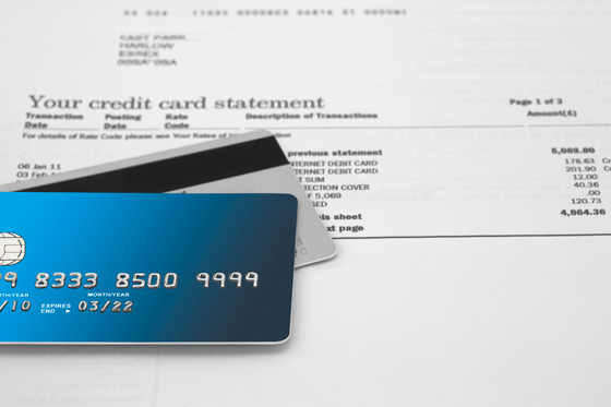 when is interest charged on a credit card