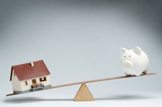 What is home loan serviceability?