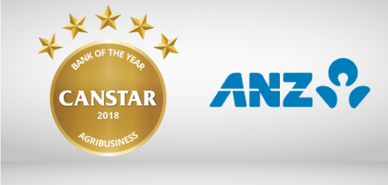 Canstar announces Bank of the Year – Agribusiness 2018