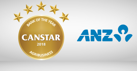 Canstar's verdict – why ANZ is Bank of the Year – Agribusiness