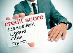 Check your credit record regularly