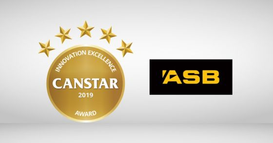 Why ASB won a 2019 Innovation Excellence Award