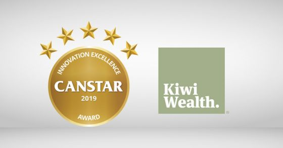 Why Kiwi Wealth won a 2019 Innovation Excellence Award