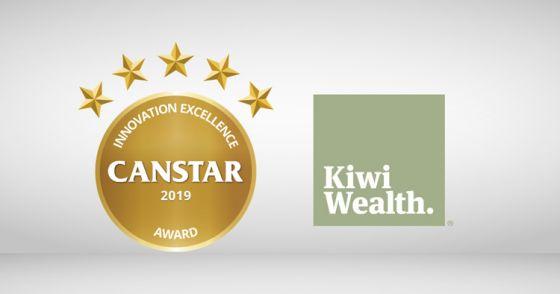 Why Kiwi Wealth won a 2019 Innovation Excellence Award