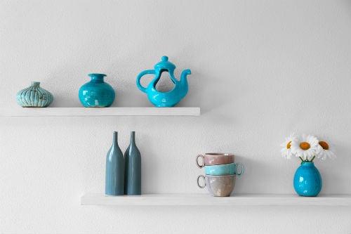 vases and decor