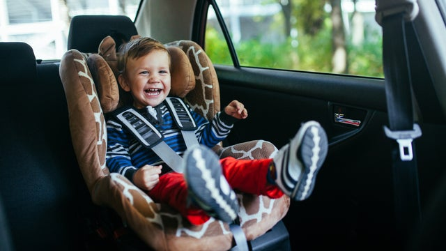 Children's Car Seats: How to Keep Your Child Safe on the ...