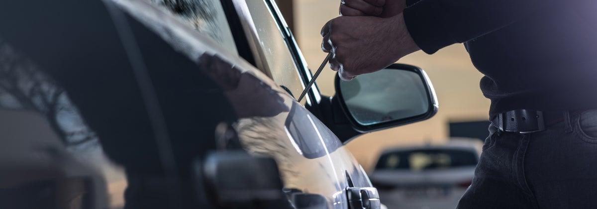 Car Crime Worst Suburbs