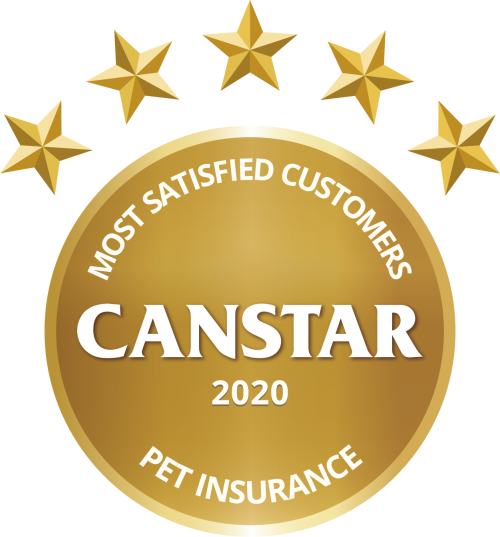 Pet Insurance MSC Award Logo 2020