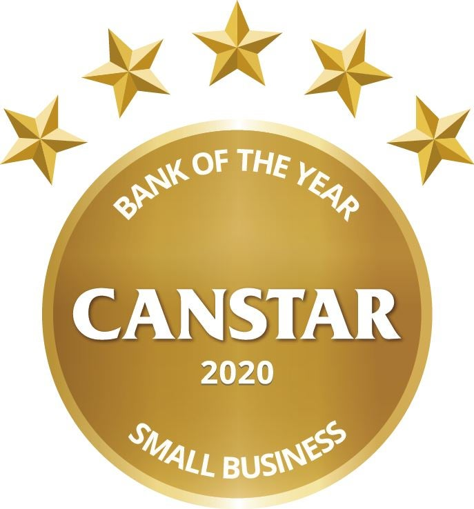 Bank of the Year Small Business 2020