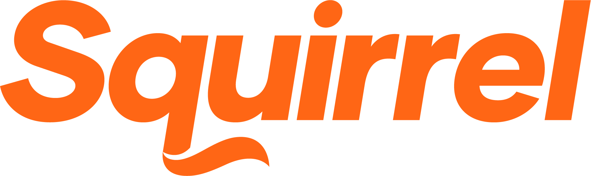 Logo of Squirrel, a mortgage broking and investment firm