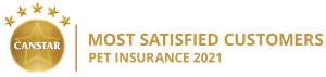 most satisfied customers award pet insurance