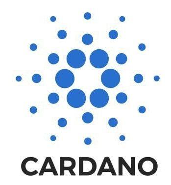 cardano logo crypto