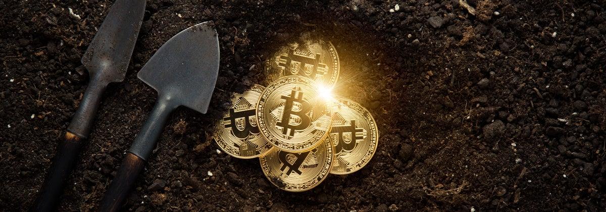 bitcoin mining crypto