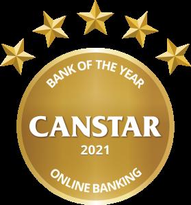 Online banking award 2021