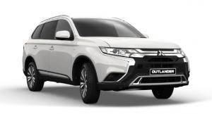 Top selling cars: Mitsubishi Outlander